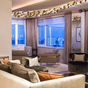 Livingroom ceiling design