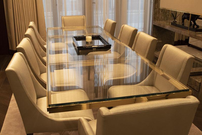 Interior Design At 77 Mayfair