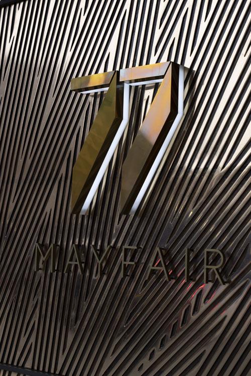 77 Mayfair
