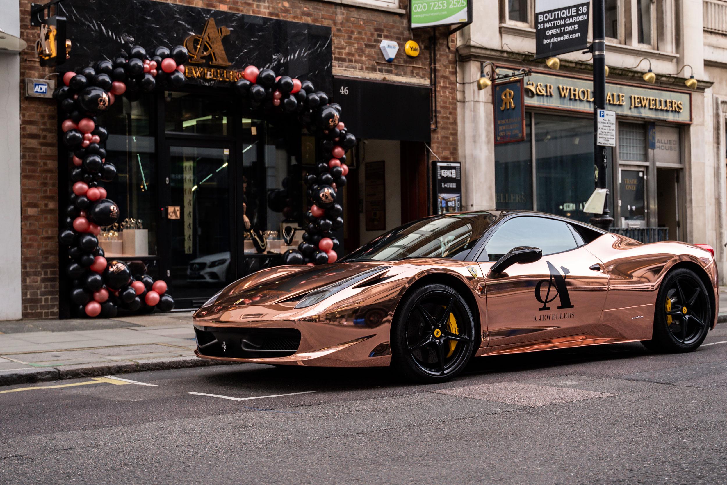 A-Jewellers-Opening-Ferrari-1