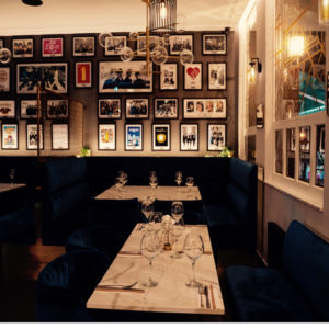 The Livingroom London is one of the leading Restaurant Designers in London